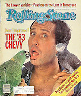 Chevy Chase Rolling Stone Magazine