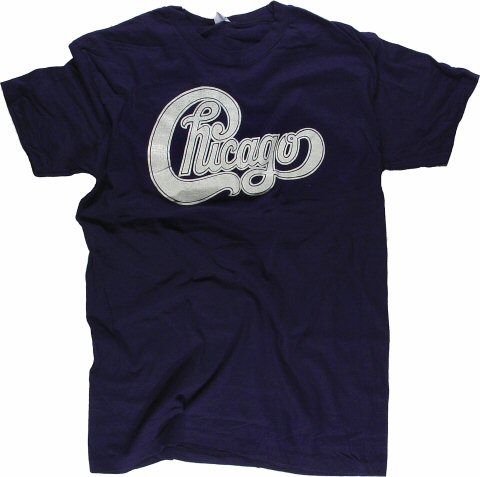 Chicago Men's Retro T-Shirt