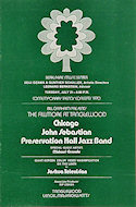 Preservation Hall Jazz Band Program