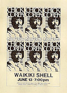 Chick Corea Handbill