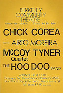 Chick Corea Poster