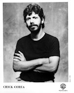 Chick Corea Promo Print