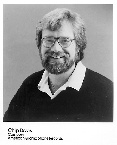 Chip DavisPromo Print