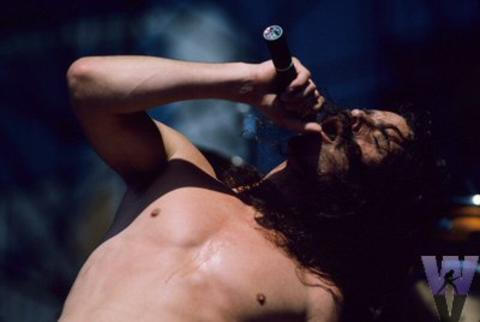 Chris Cornell Fine Art Print