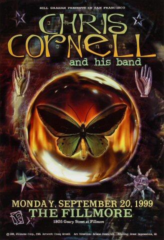 Chris Cornell Poster