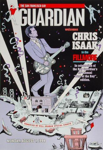 Chris Isaak Poster