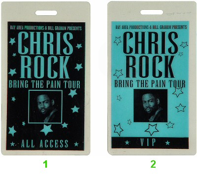 Chris RockLaminate