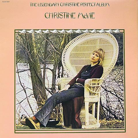 Christine McVie Vinyl (Used)