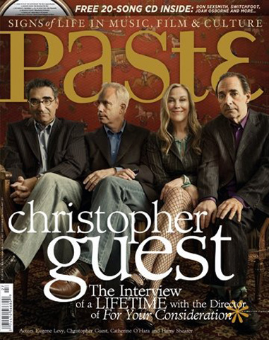 Christopher Guest Paste Magazine