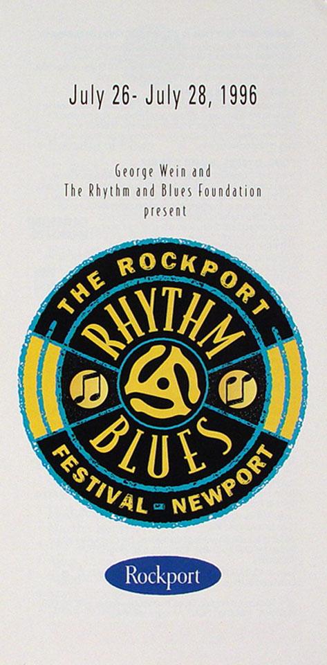 Chuck Berry Band Program