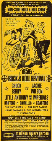 Chuck BerryHandbill