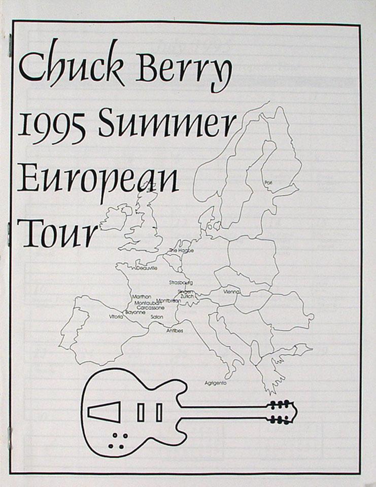 Chuck Berry Program