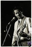 Chuck Berry Vintage Print