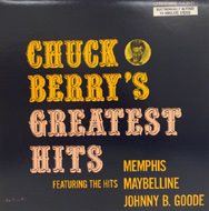 Chuck Berry Vinyl (Used)