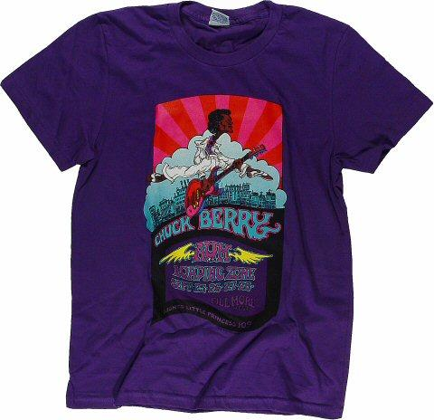 Chuck Berry Women's Retro T-Shirt
