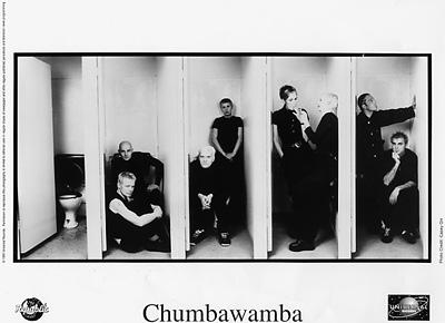 Chumbawamba Promo Print