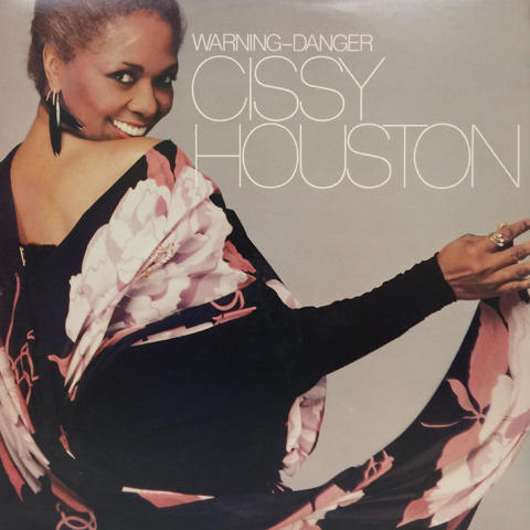 Cissy Houston Vinyl (Used)