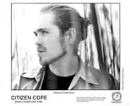 Citizen Cope Promo Print