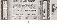 Clarence &quot;Gatemouth&quot; Brown 1990s Ticket