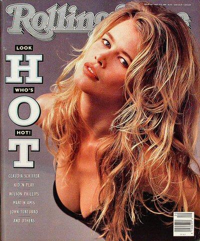 Claudia SchifferRolling Stone Magazine