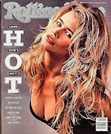 Claudia Schiffer Rolling Stone Magazine