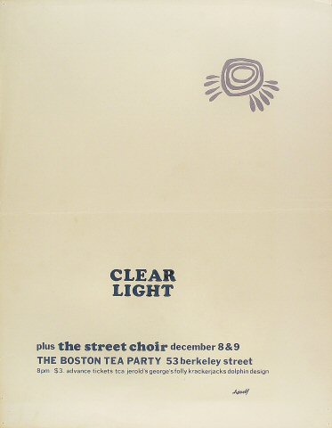 Clear Light Poster