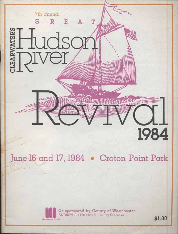 Clearwater's Great Hudson River Revival Program