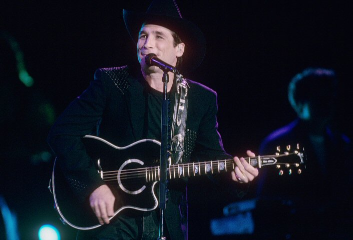 Clint Black BG Archives Print