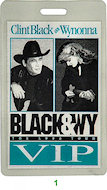 Clint Black Laminate