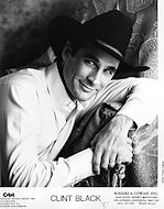 Clint Black Promo Print