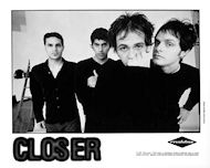 Closer Promo Print