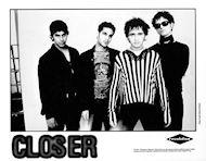 Closer Promo Print