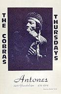 Cobras Poster