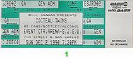 Cocteau Twins 1990s Ticket