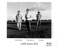 Cold Water Flat Promo Print