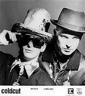 Coldcut Promo Print