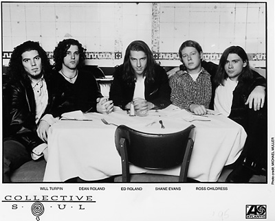 Collective SoulPromo Print