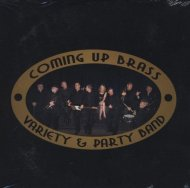 Coming Up Brass CD