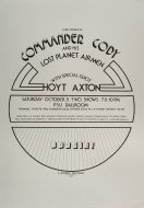 Commander Cody &amp; His Lost Planet Airmen Poster