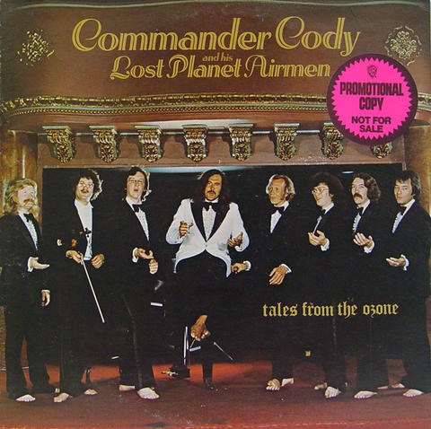 Commander Cody & His Lost Planet Airmen Vinyl (Used)