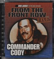 Commander Cody DVD