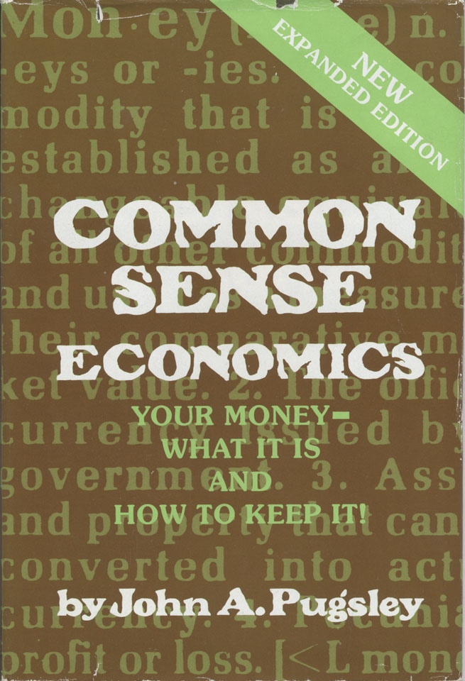 book review common sense economics Oha1 amanda oha ppog 502 dr stewart book review: common sense economics the book, common sense economics written by james d gwartney, ricahrd lstroup, dwight r lee, and tawni ferrarini, gives a simple insight for reader into the inner workings economics in a common sense terms.