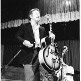 Kenny Burrell concert at Apollo Theatre on 03 Jul 73
