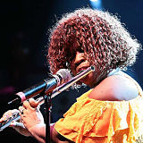 Bobbi Humphrey concert at Avery Fisher Hall on 04 Jul 75
