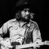 Waylon Jennings concert at Opryland on 14 Oct 83