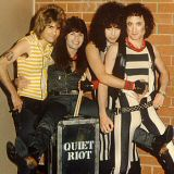 Quiet Riot concert at Tulsa Assembly Hall on 16 Oct 84