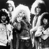 Twisted Sister concert at Rochester War Memorial on 18 Jul 84