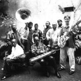 The Dirty Dozen Brass Band concert at TwiRoPa on 01 May 03