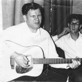Doc Watson concert at Ash Grove on 13 Apr 65