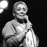 Carmen McRae concert at Great American Music Hall on 21 Feb 75